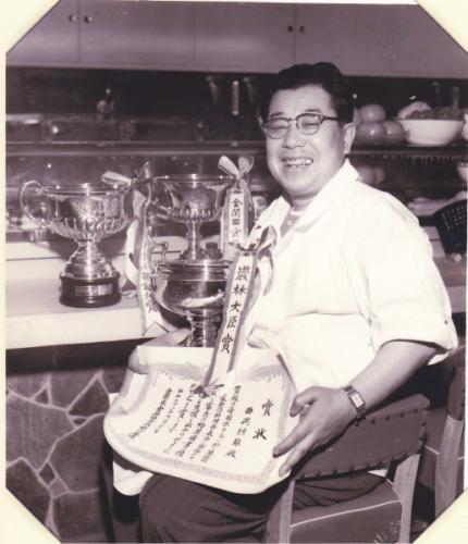 農林大臣賞はじめ、数々の調理大会で受賞